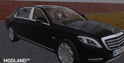 Mercedes-Maybach S600 [1.5.9], 1 photo